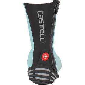 Castelli Dinamica W Shoe Covers Women glacier lake
